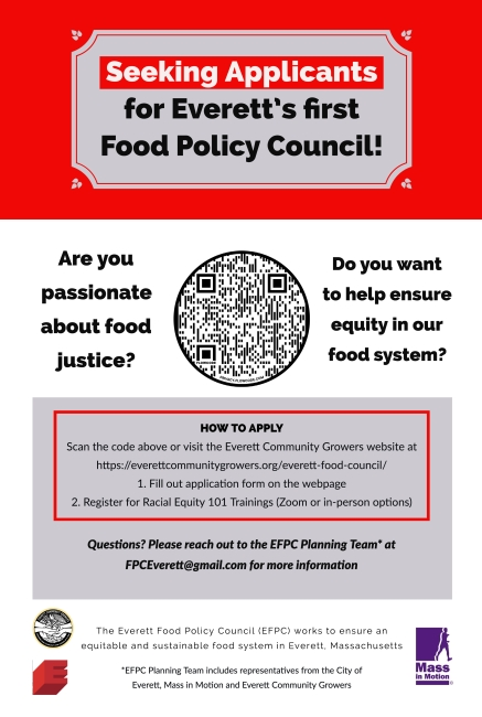 Food Policy Council Flyer